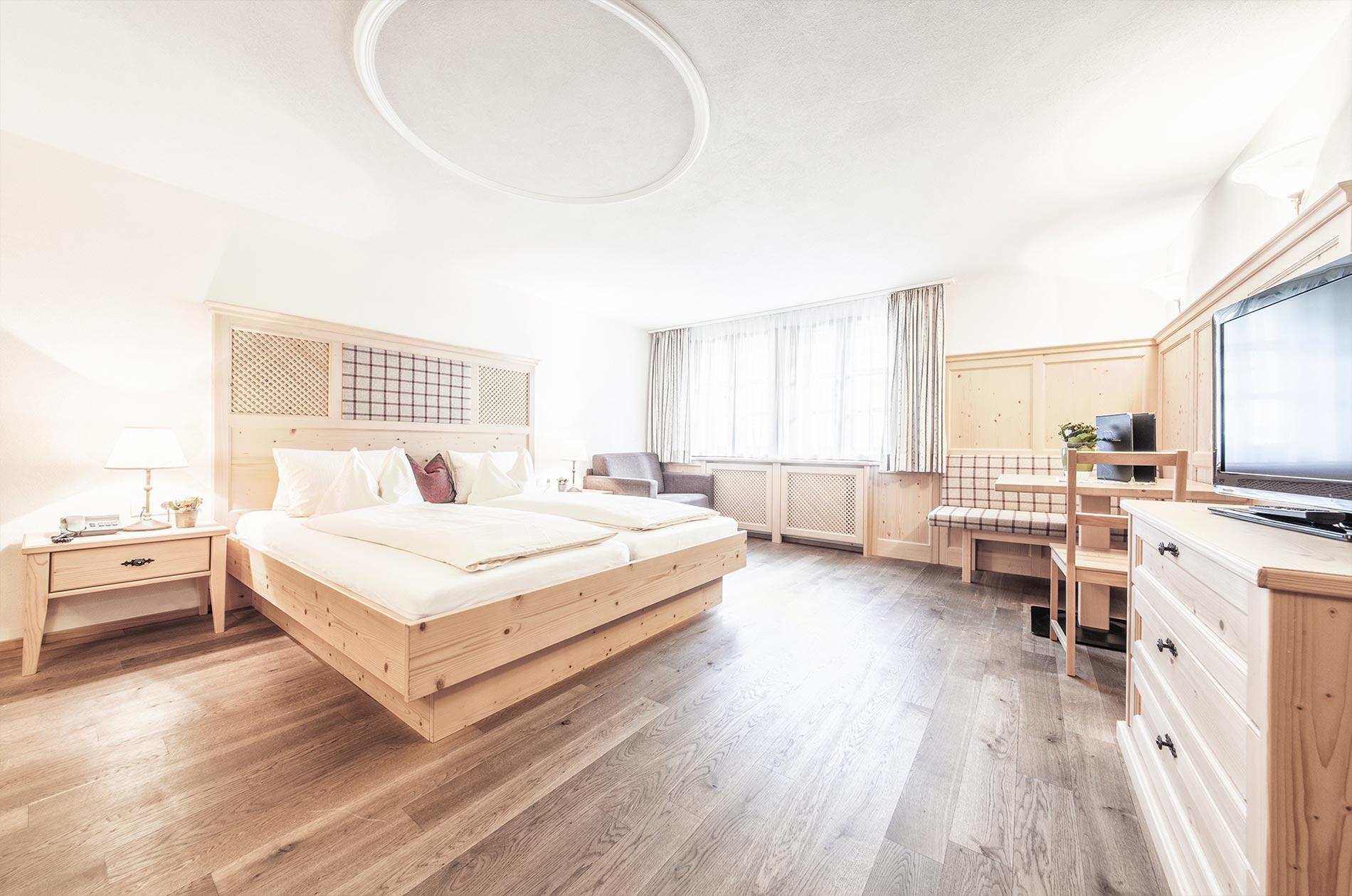 Landhaus Sonne Brand Innen